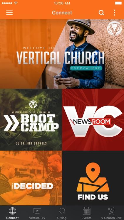 Vertical Church SA