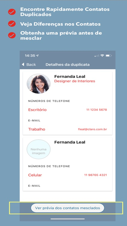 Contacts by Company screenshot-4