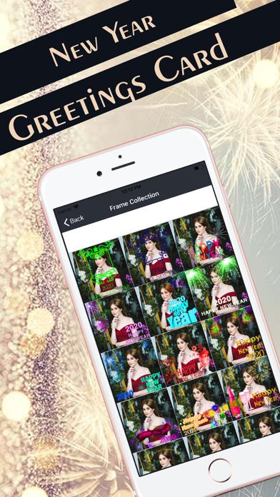 2020 Happy New Year Frames screenshot four