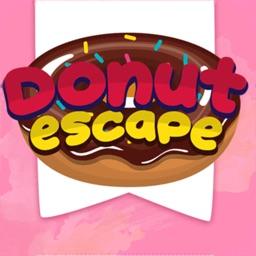 Donut Escape: Arcade game
