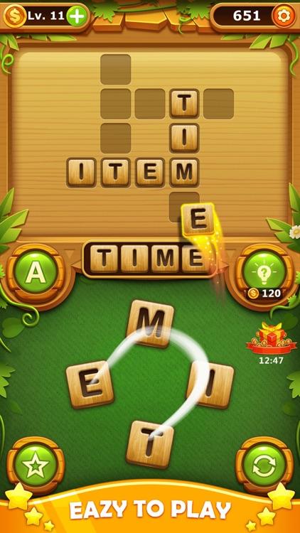 Word Cross: Word Puzzle Game screenshot-4