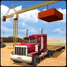 Activities of Construction Crane Digger Game