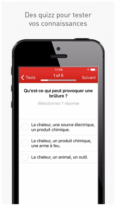 messages.download L'Appli qui Sauve: Croix Rouge software