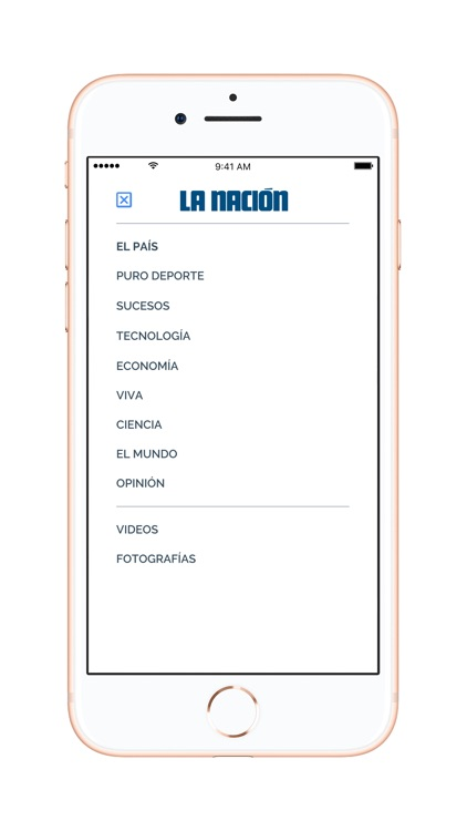 La Nación Costa Rica screenshot-2