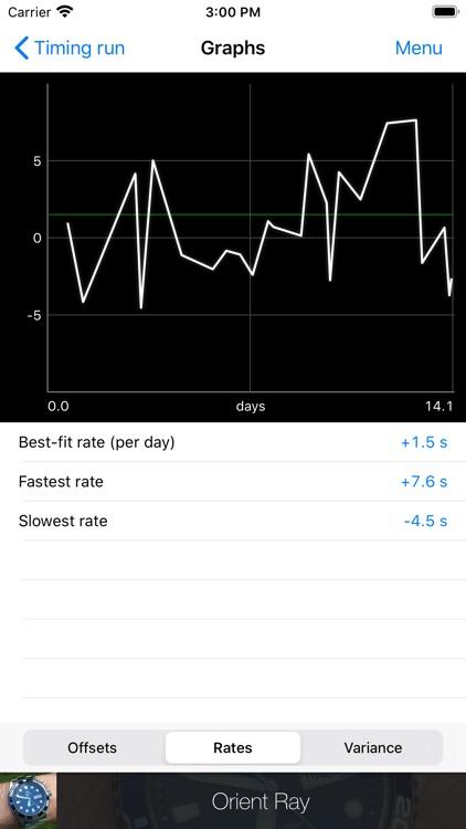Watch Tracker screenshot-4