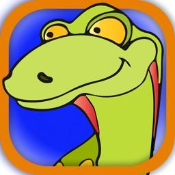 Crazyfingers Dinosaurs