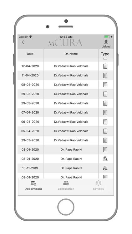 mCURA: Smart OPD screenshot-5