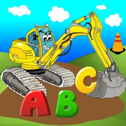 Construction Truck Games ABC