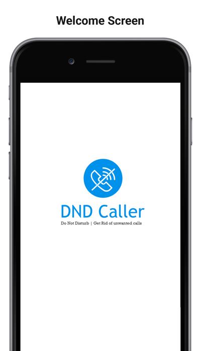DND Caller screenshot 1