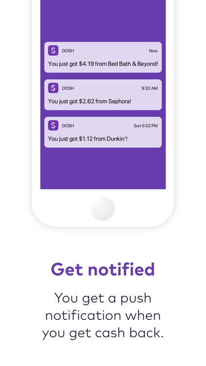 Dosh: Automatic Cash Back App screenshot-3