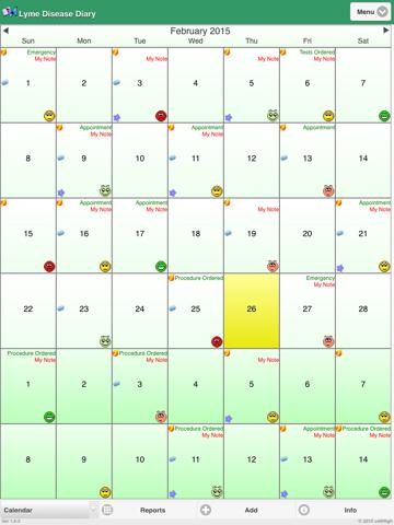 Lyme Disease Diary - náhled
