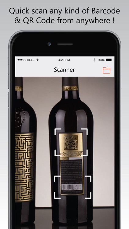 Barcos Pro - Barcode Scanner