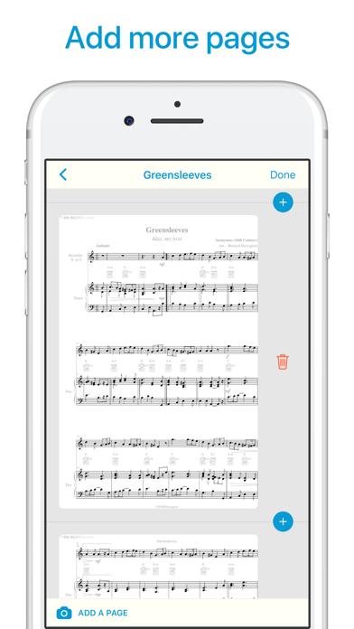 download Sheet Music Scanner apps 2