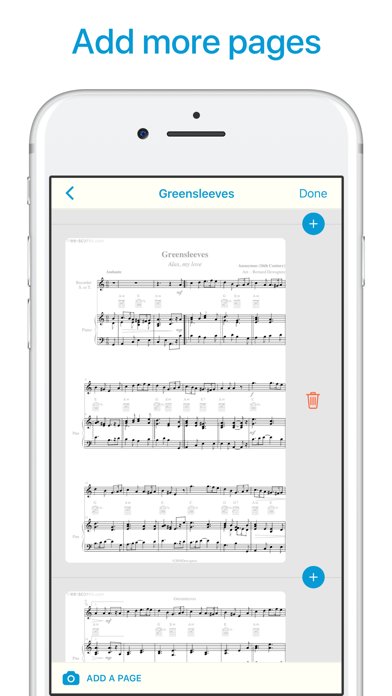 download Sheet Music Scanner apps 1