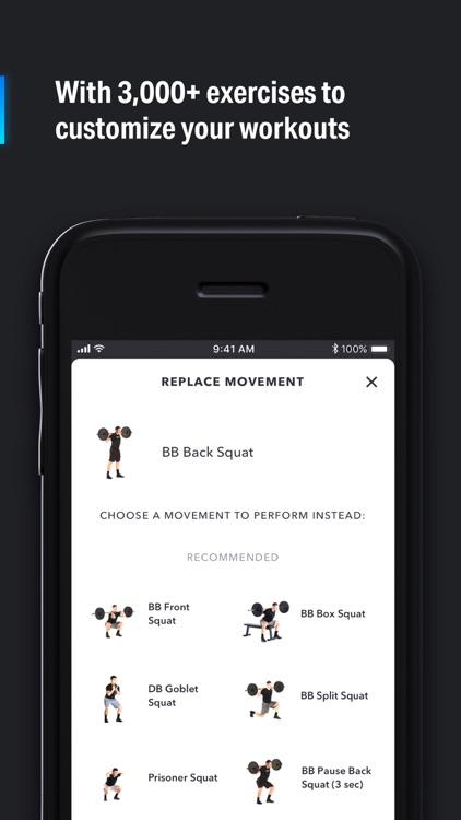 Volt: #1 AI Workout App screenshot-6