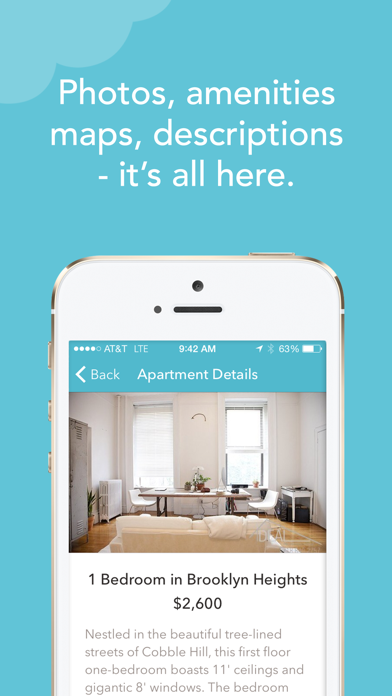 NYC Apartments for Rent screenshot four