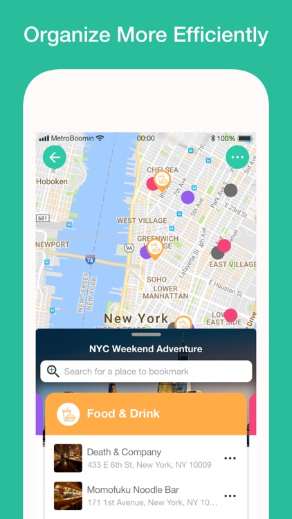 Greenbook: Your City Guides
