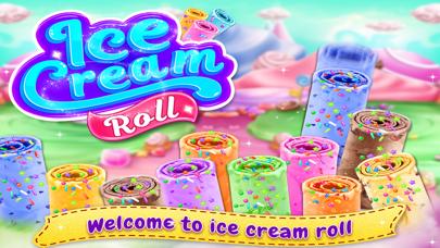 Stir-fried Ice Cream RollScreenshot of 1