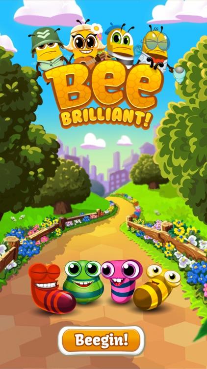 Bee Brilliant screenshot-0