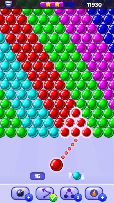 Screenshot of Bubble Shooter - Sparabolle6
