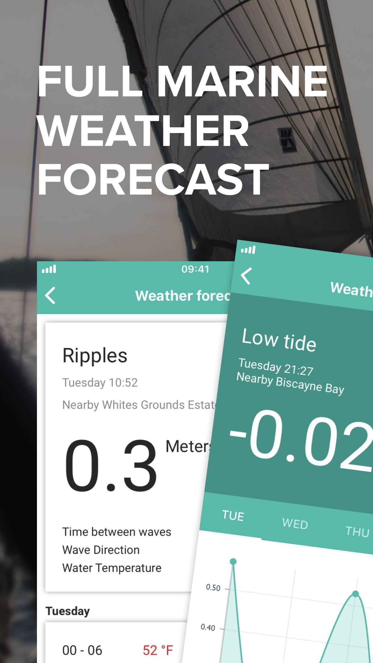 Embark: Boating and Navigation Screenshot