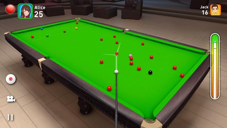 Real Snooker 3D screenshot-8