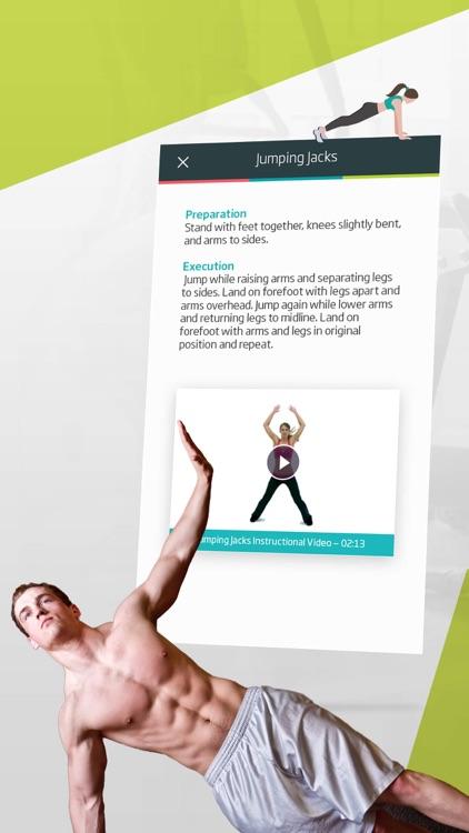 7 Minute Workout by C25K® screenshot-3