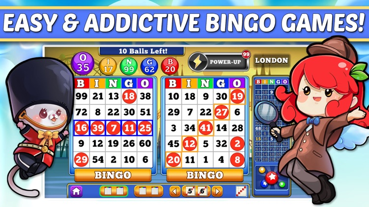 Bingo Heaven: Bingo Games Live screenshot-4