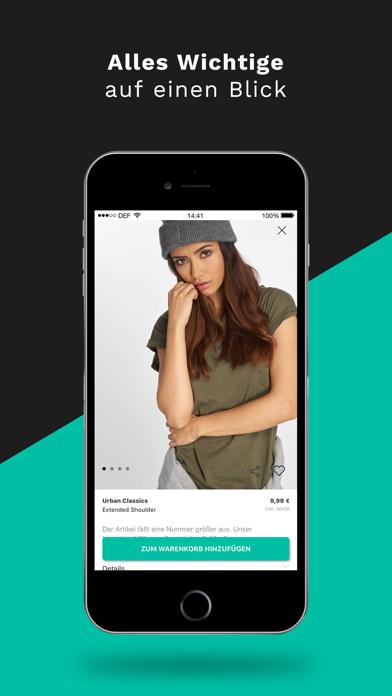 Herunterladen DefShop - Fashion & Mode für Pc