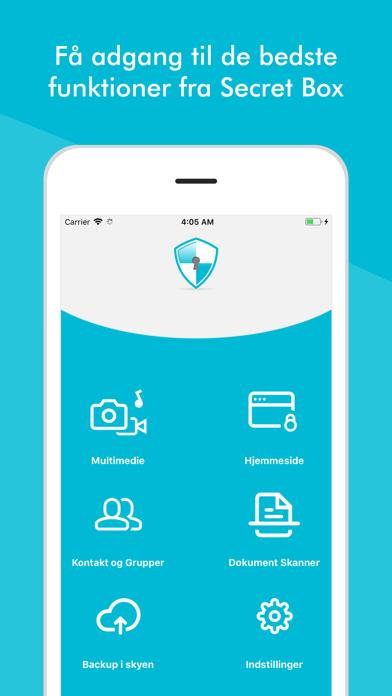 Screenshot for Secret Box - Pro in Denmark App Store