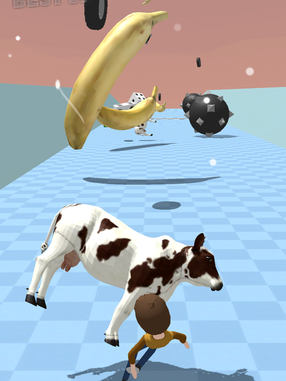 Uphill Run screenshot 5