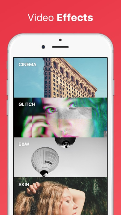 InShot - Video Editor Screenshot on iOS