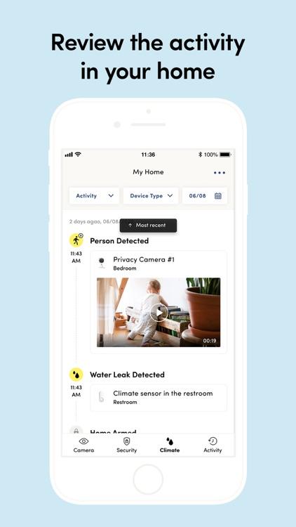 Kangaroo: Simple Home Security screenshot-4
