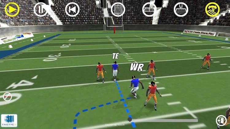 American Football 3D Playbook screenshot-0