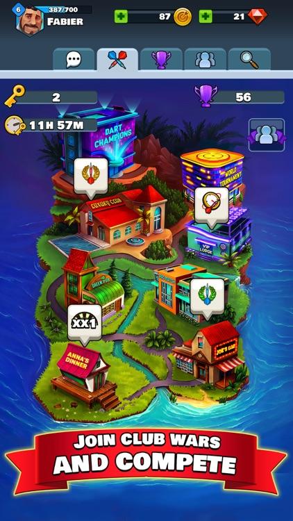 Darts Club screenshot-4