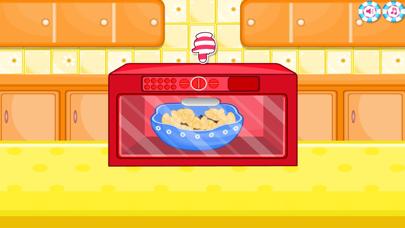 العاب طبخ: صنع الكعكلقطة شاشة4