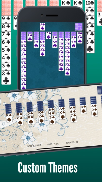 Spider Solitaire Classic ◆ screenshot-1