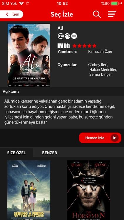 Vodafone TV screenshot-4