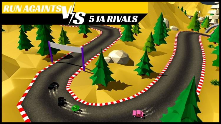 Moad Racing - 3D Race in Car screenshot-4