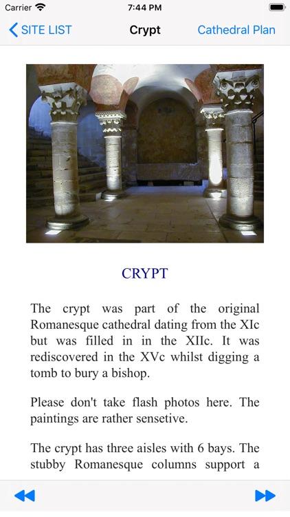 Bayeux Guide screenshot-6