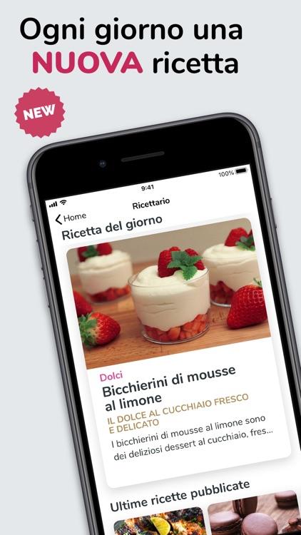 Piccole Ricette screenshot-0