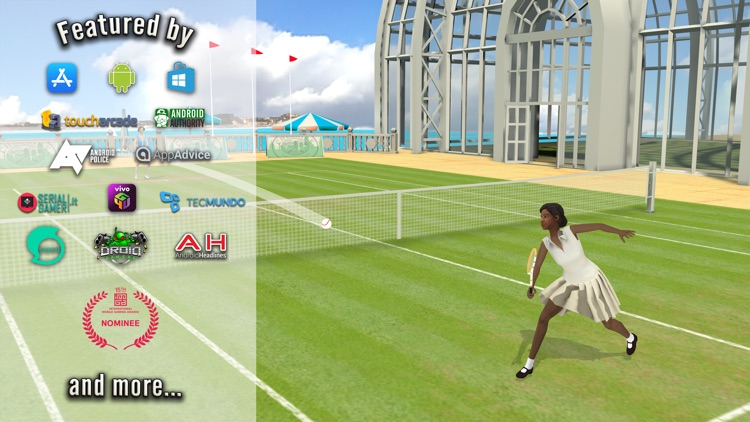 Tennis Game in Roaring '20s screenshot-5