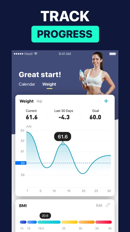 Lose Weight at Home in 30 Days screenshot-7
