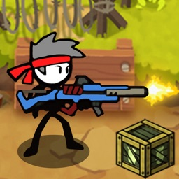 Stickman Battle-shooting game