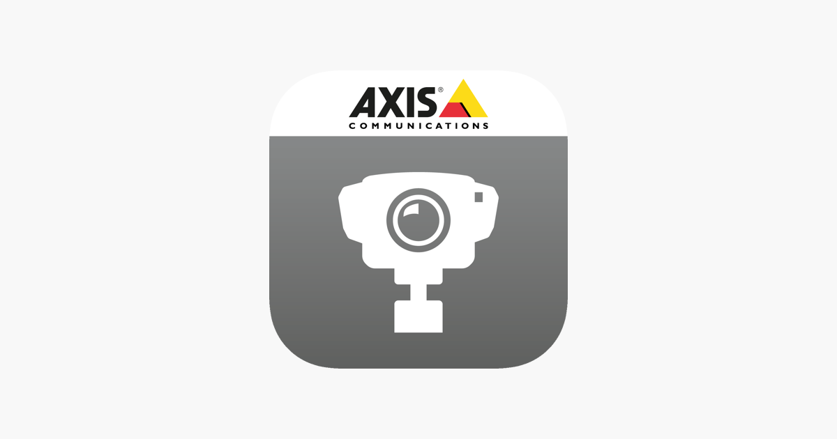 AXIS Camera Station on the App Store