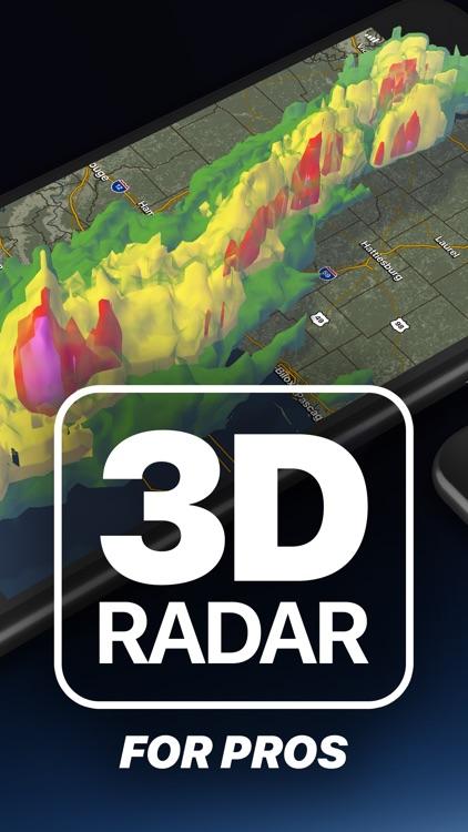 Weather Lab - 3D Radar screenshot-0