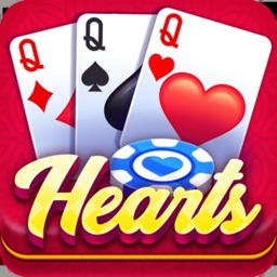 Hearts: Casino Card Game