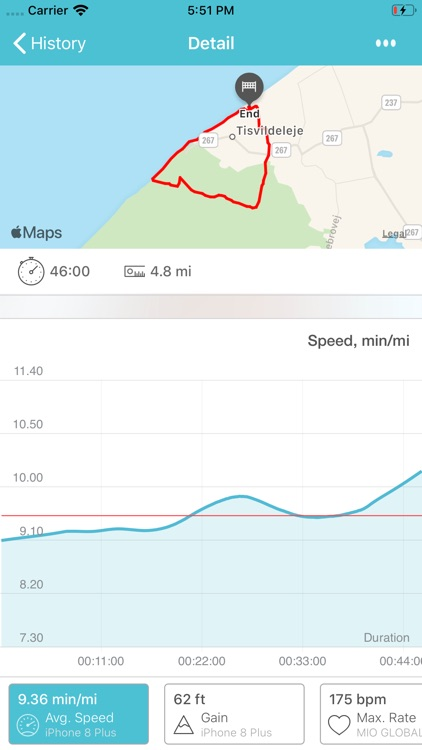Rebios - GPS Track Running screenshot-3