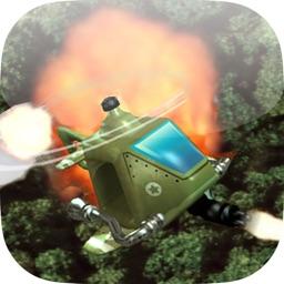 Helicopter Jungle Flight LT