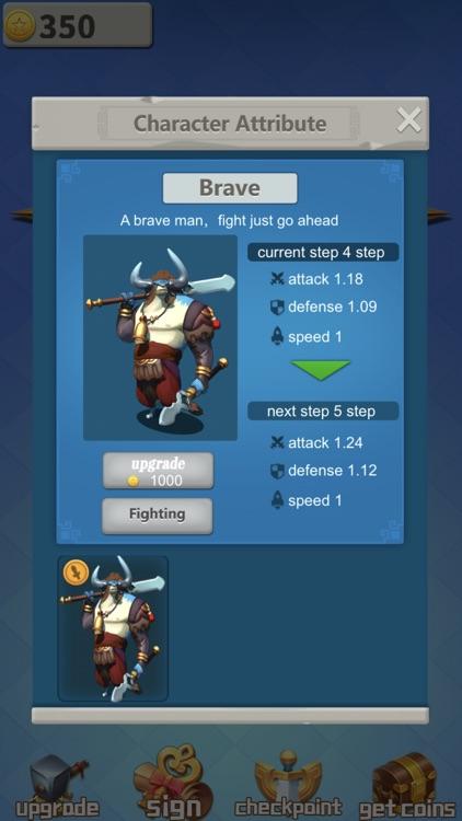 War of Kings-Attack or defense screenshot-3